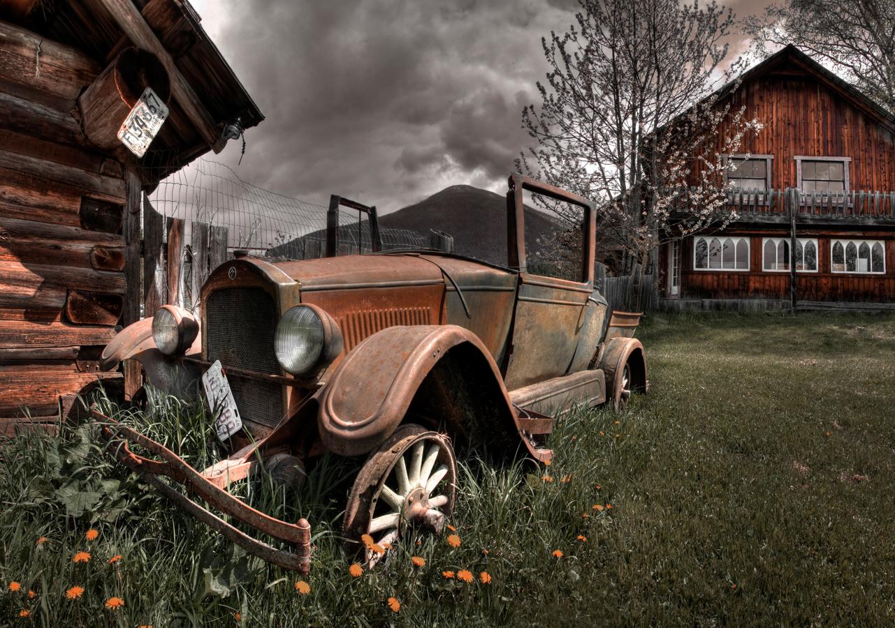 Old Grump - Nakusp, BC