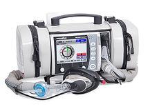 Respirator transportowy z trzema trybami wentylacji CPR, RSI i CPAP