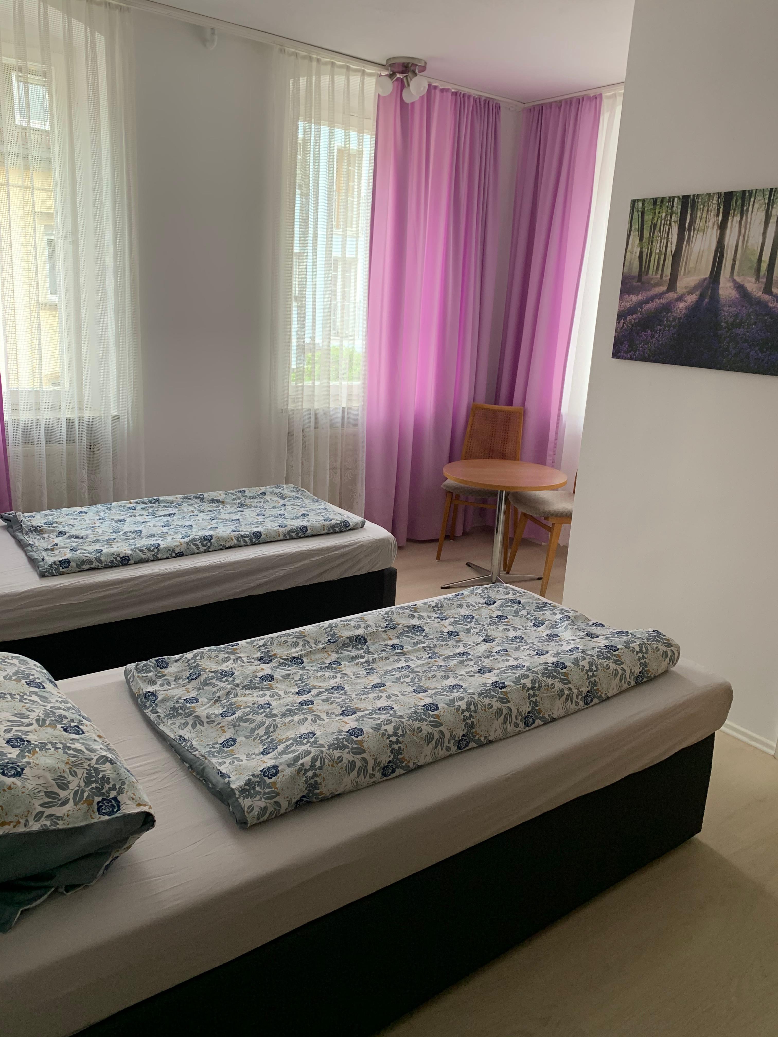 Möblierte Zimmer ab 14,50€ p.P. / Nacht