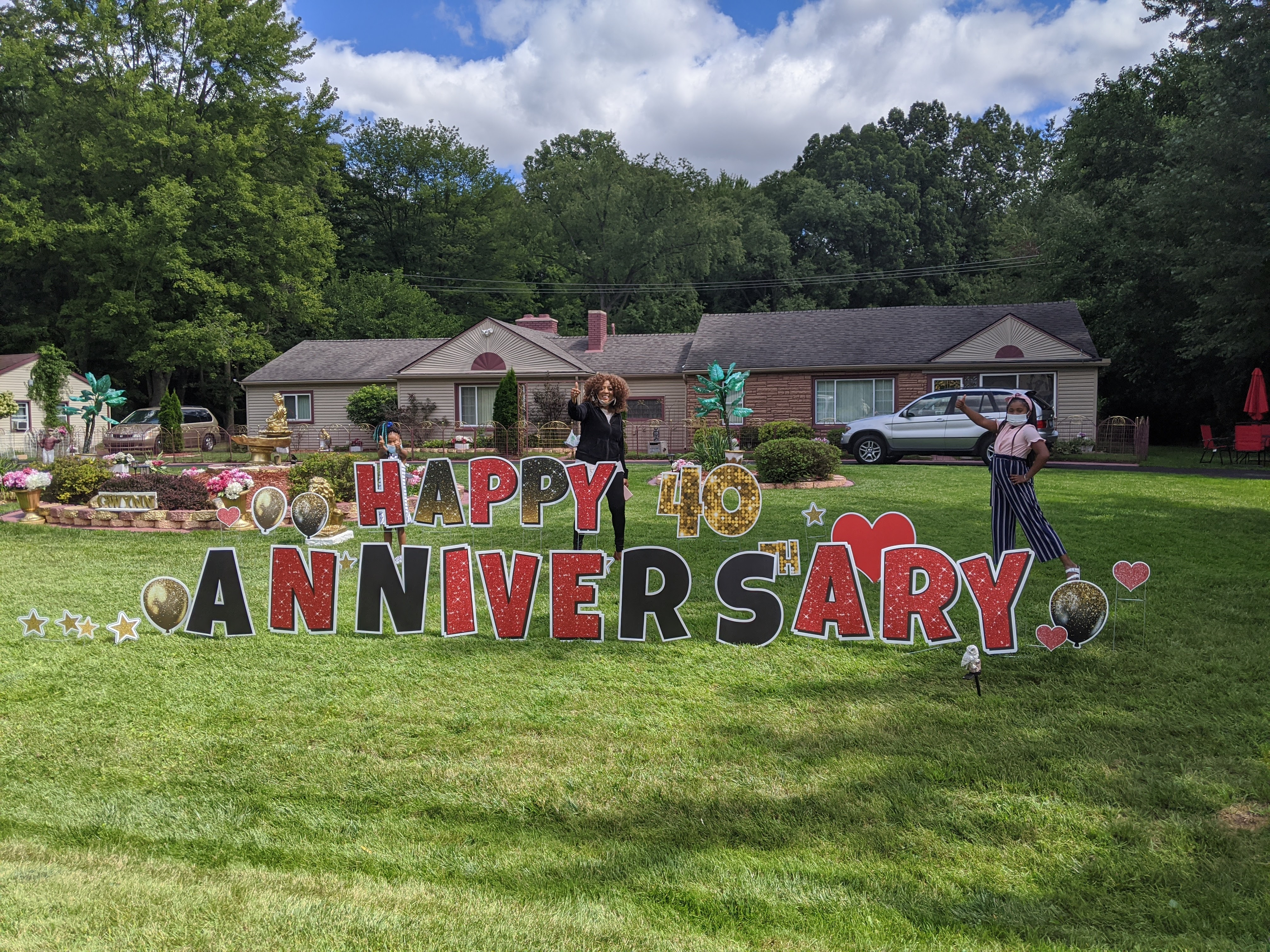 Anniversary?