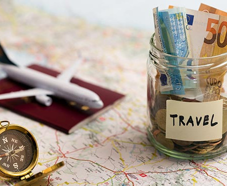 How to save some money while traveling.