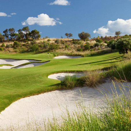 the top-11 best golf course in the Algarve