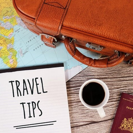 The best travel tips!