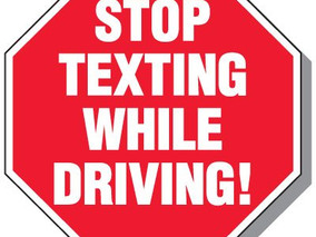 Texting While Driving Now Illegal in Texas