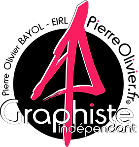 PierreOlivier.fr | Graphiste B2B | Logo & PAO
