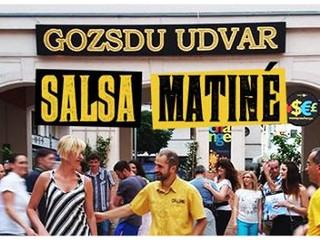 Gozsdu Salsa Matine