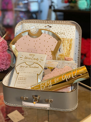 Gender Reveal Gift Package