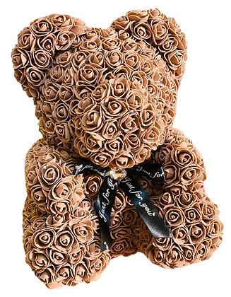 Blumenschaumbär - Braun