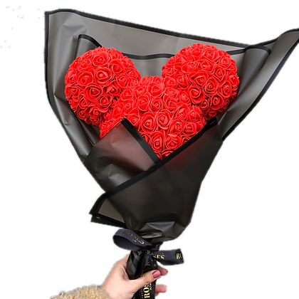 Minnie bouquet - Red