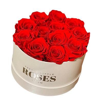 La Mignonne White - Choose Color Roses