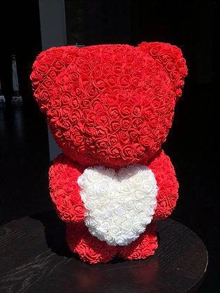 Foam Bear Red