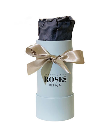 The Solo Box - Blue - Choose Color Roses