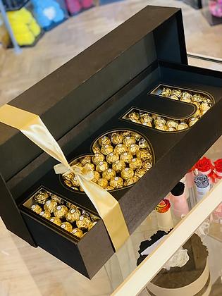 Ferrero box - I love you