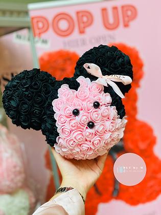 Custom Minnie Mouse Head