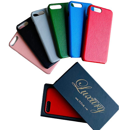 Leather PhoneCase - 6 colors