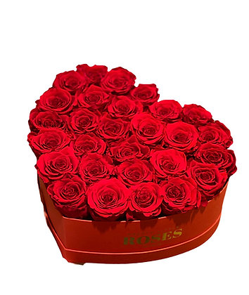 Le Grand Amour Red - Choose Color Roses