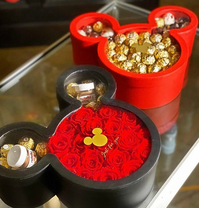 Mickey Box Chocolate