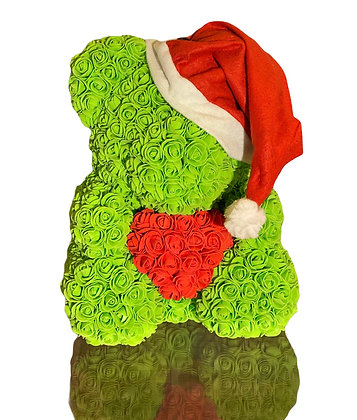 Limited edition - grinch inspired bear - 40cm