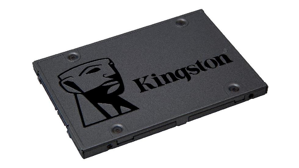 Upgrade Hard Drive to SSD