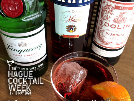Classic Cocktails: The Negroni