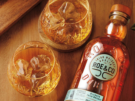 Roe & Co Irish Whiskey: perfected by bartenders for bartenders