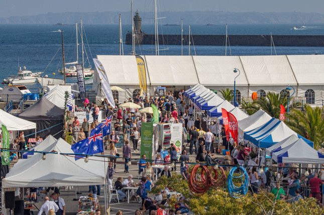Big Guernsey Market 24-25 September on C