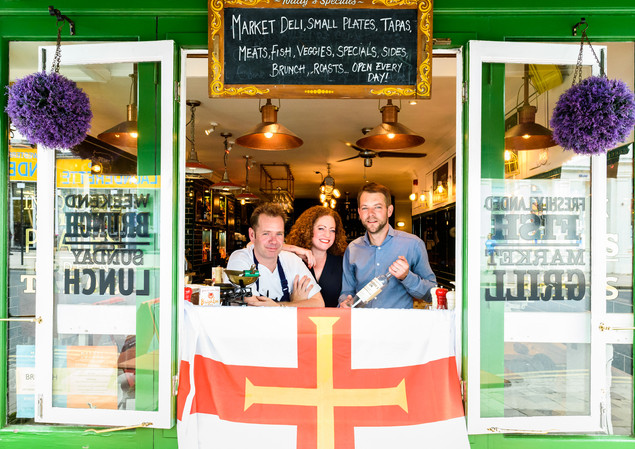 A Taste of Guernsey international chef e