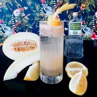 Melon Tom Collins by Caillin Murphy, Metrodeco