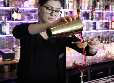Bartender Spotlight: Carmen Ghiciu, Spark The Hague