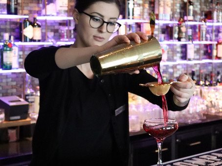 Bartender Spotlight: Carmen Ghiciu, Spark The Hague