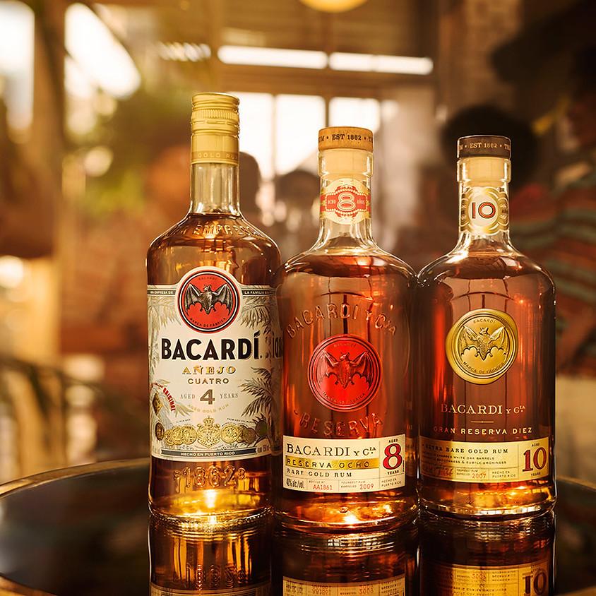 Caribbean Flavours official closing party: Bacardì X Coca Cola signature mixers