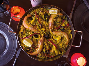 la rana paella - Tom Brown.jpg
