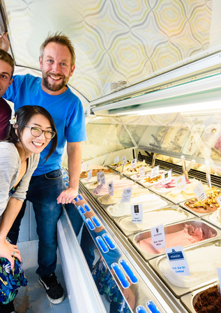 Flavours of Brighton ice cream takeover