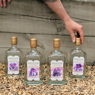 Brighton Gin releases Pride 2021 Rainbow Fund limited edition bottles
