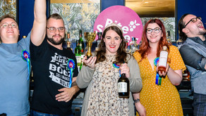 """Bite Sussex Surprise Cocktail Competition final: """"I felt great, such a buzz - it was so much fun!"""""""
