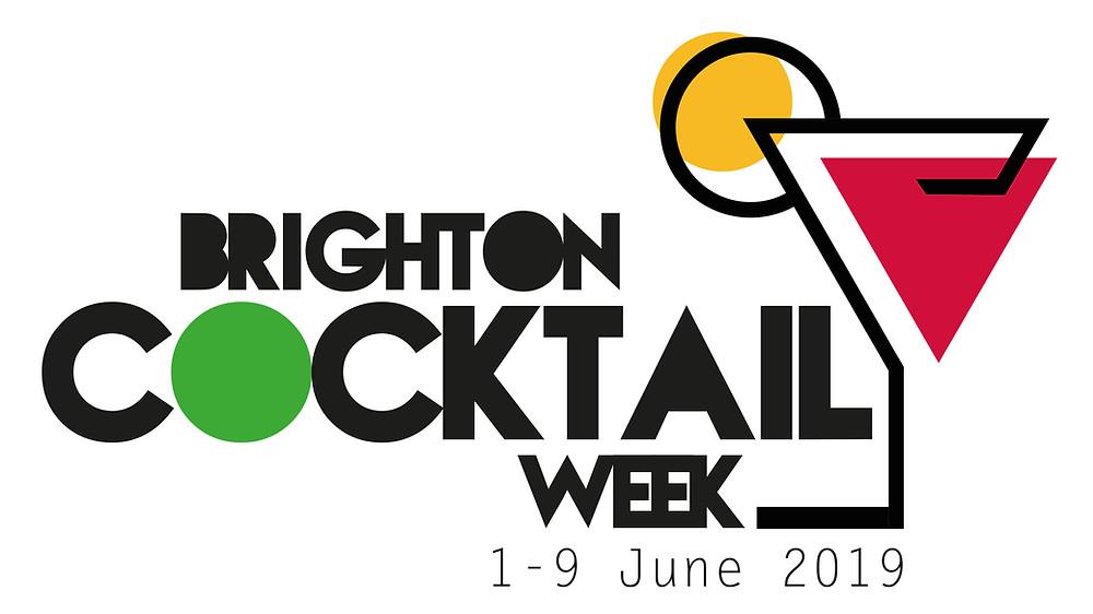 Brighton Cocktail Week 2019 logo