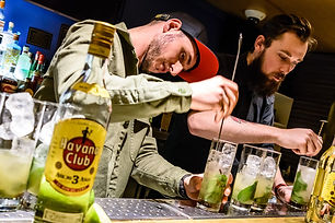 Havana Merkaba bartenders tasting.jpg