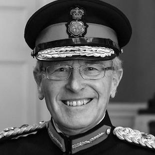 Sir Peter Field KCVO KstJ JP, Her Majesty's Lord-Lieutenant for East Sussex