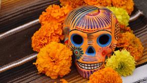 Celebrate a delicious the Mexican Day of the Dead at La Choza