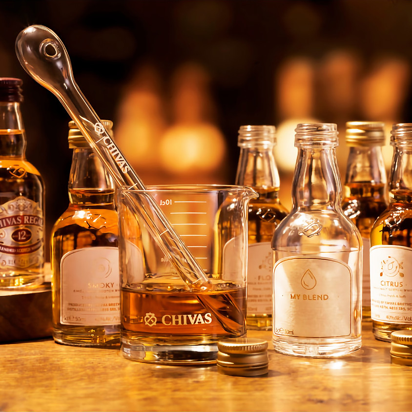 The Blend with Chivas Regal