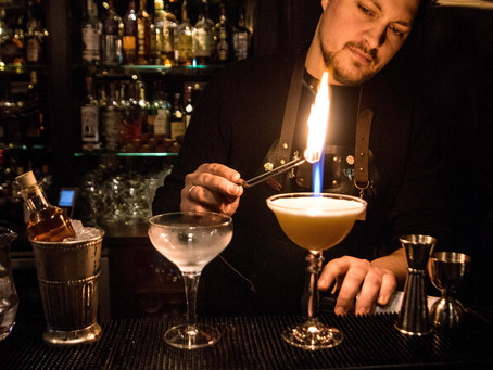 Bartender Q&A: Michael Ziengs of The Five Points