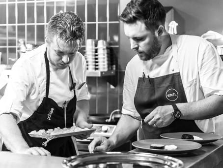 International Chef Exchange: Brighton comes to The Hague