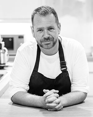 Chef Simon McKenzie - photo credit Julia