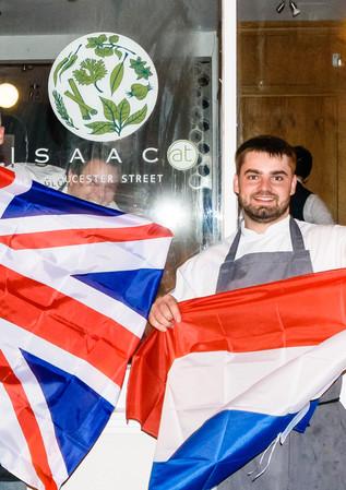 A Taste of Rotterdam international chef
