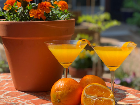 Keeping it orange for the House of Orange: our King's Day 2020 cocktail at home
