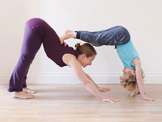 10 things I know to be true and why doing yoga with your child acts as a bonding tool