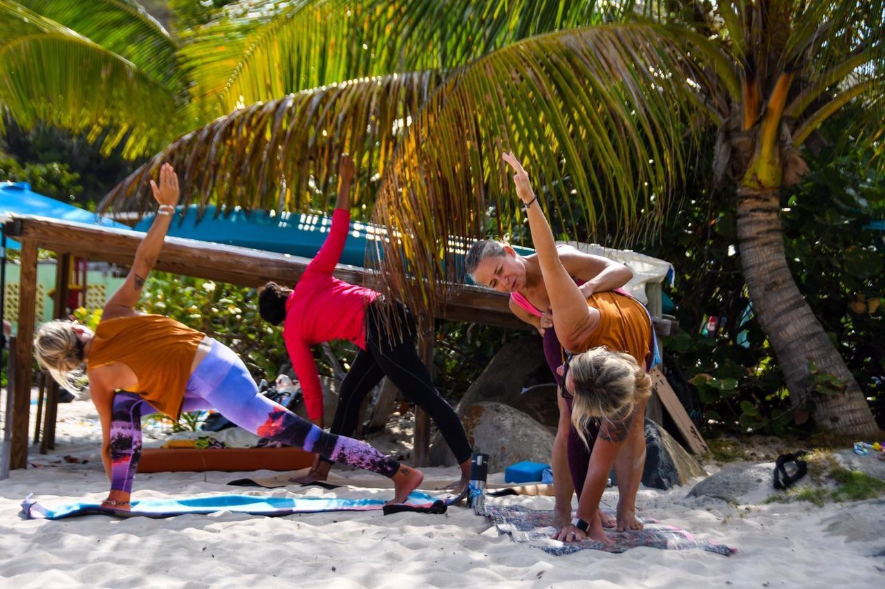 Ashtanga 5.45-6.45pm Nanny Cay