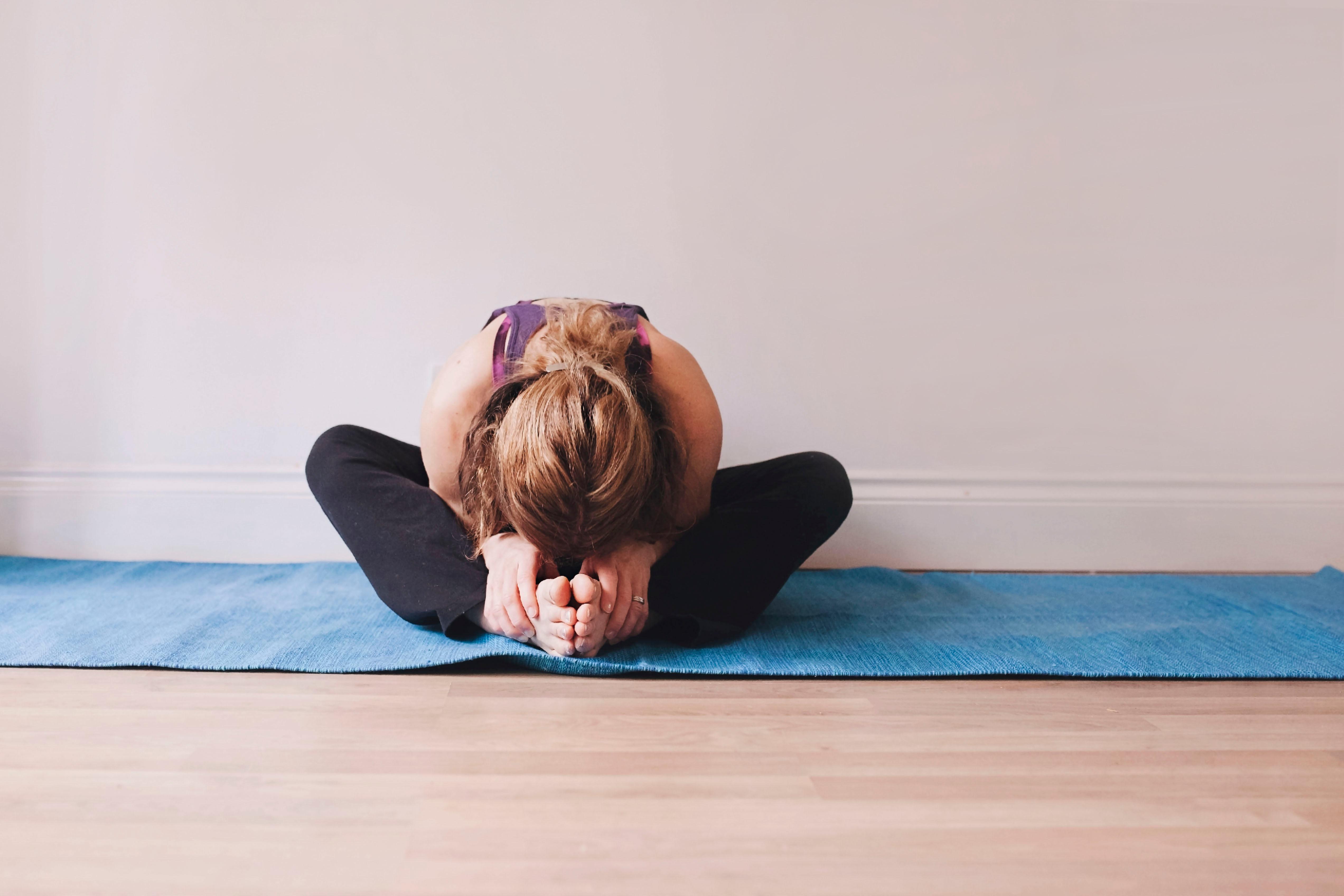 Yin Yoga 1.30-2.30pm Road Town