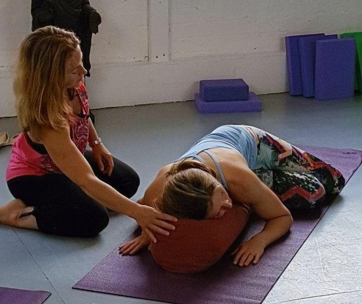 Friday Night Rebels Yin Yoga 6.00-7.30pm