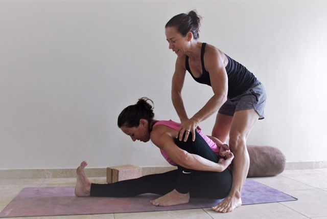 Ashtanga Assisted Self-Practice Week